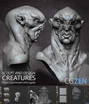 Creature Design by VertexBee