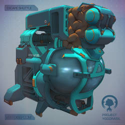 Escape Shuttle - Project Yggdrasil