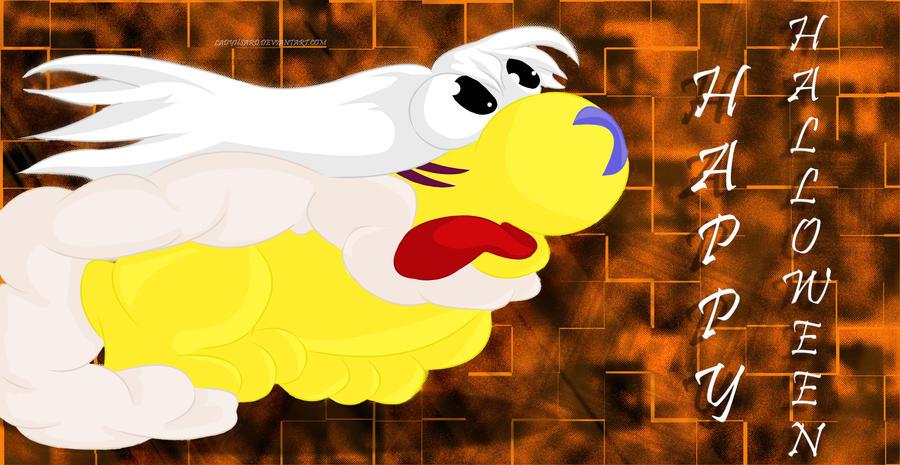 Nerd Sesshomaru Halloween by LadyShard
