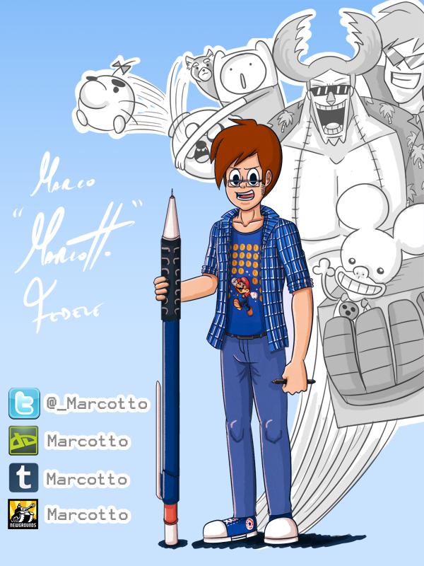 Marcotto's Profile Picture