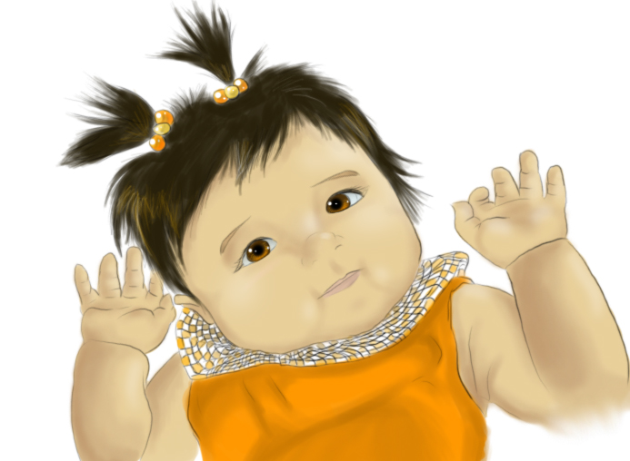 Little Angel by Konotashi
