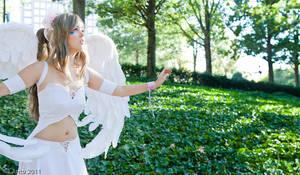 Winged Goddess