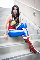 Wonder Woman: Injustice