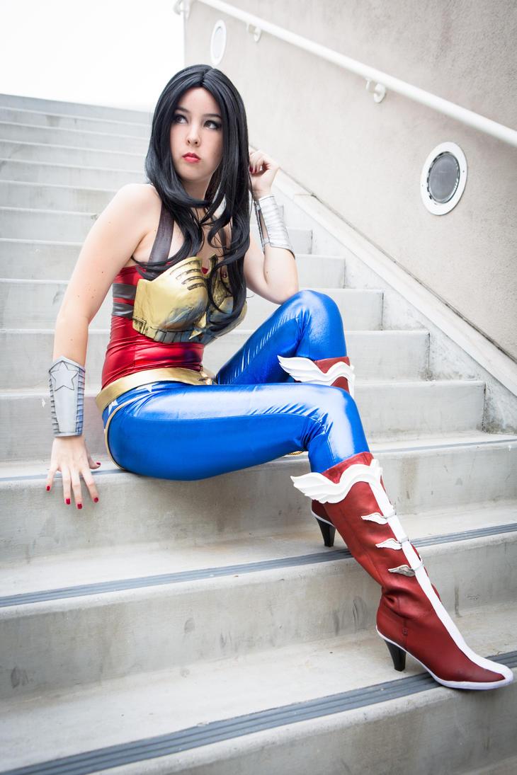 Wonder Woman: Injustice by xSoulxxxReaperx