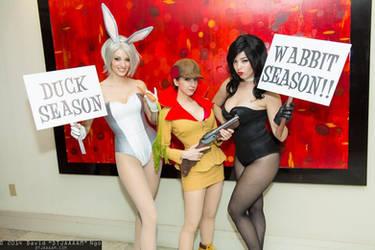 Wabbit Season! Duck Season!