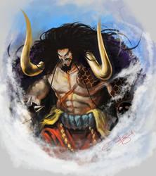 Yonko: Kaido of the Beasts by ExiaLohengrin