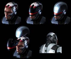 RoboCop Redesign by Hazelrothjason