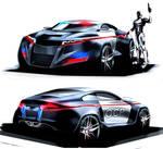 Robocop car