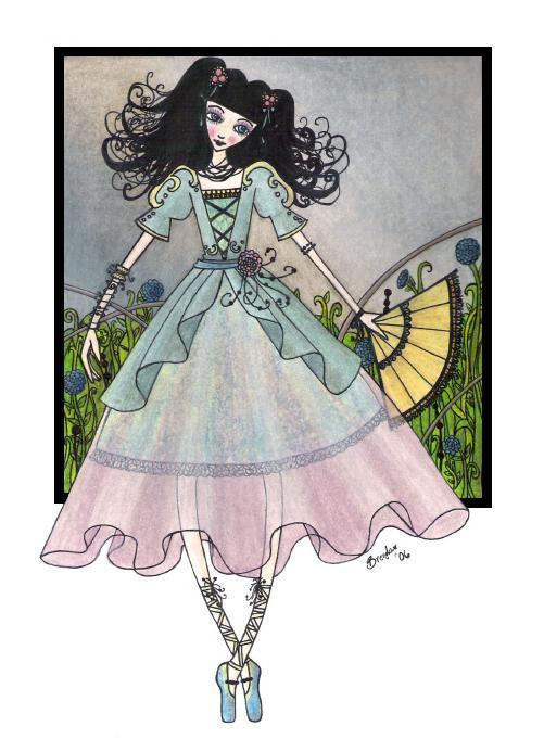 Ballet Baroque by jollyfish