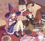 WitchArtbook