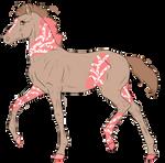 N6538 Padro Foal Design