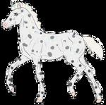 N4059 Padro Foal Design