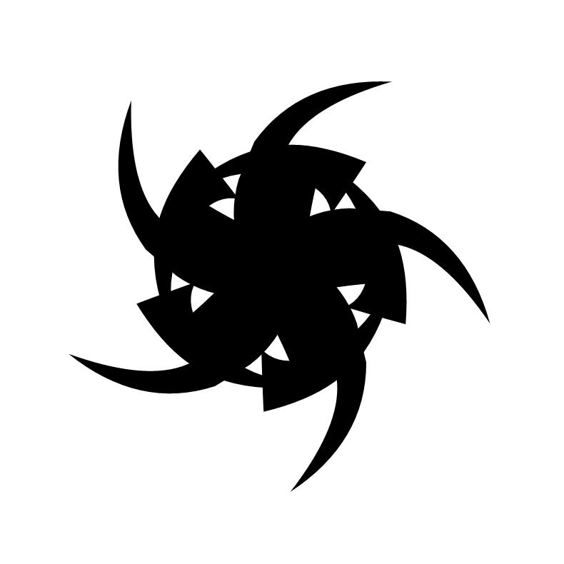 ninja star tattoo 2005 by schilkitc on deviantart. Black Bedroom Furniture Sets. Home Design Ideas