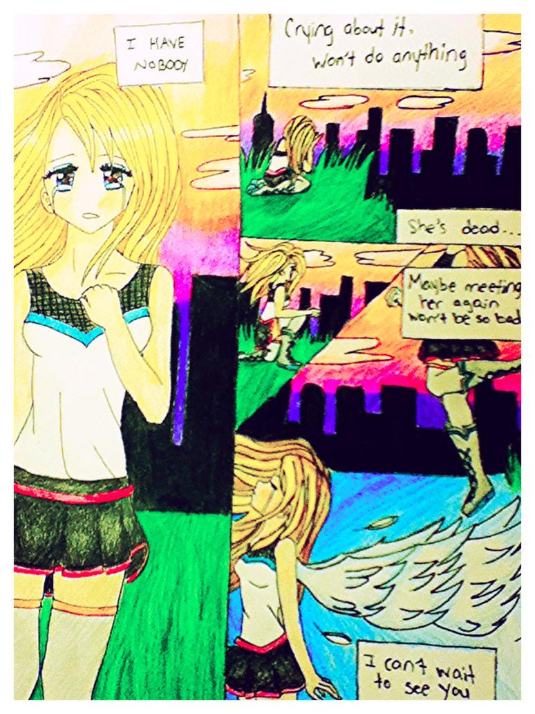 manga comic!! by vocalover9326