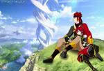 Sword Art Online - Watching the World Tree