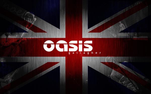Oasis wonder-wallpaper by chivaman Oasis Band Logo