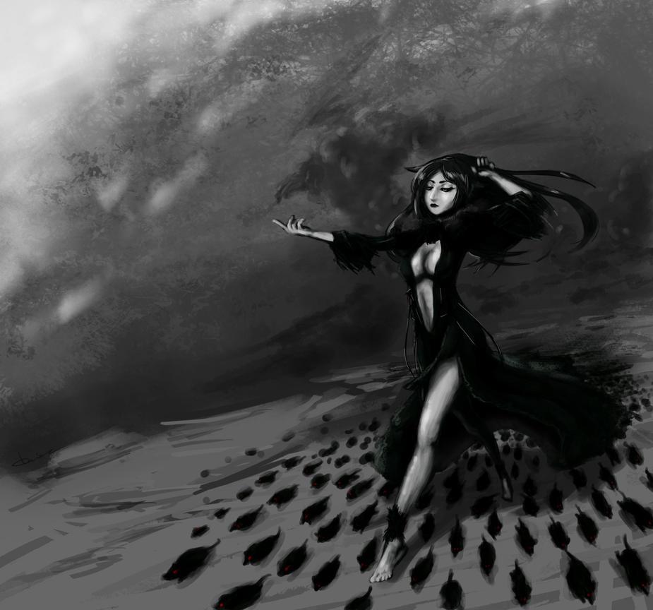 Mirage Noir - QoR by putridCheese