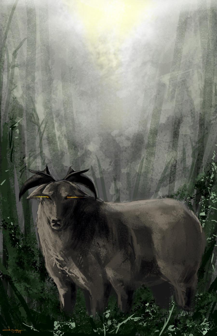 Shleipnir by putridCheese