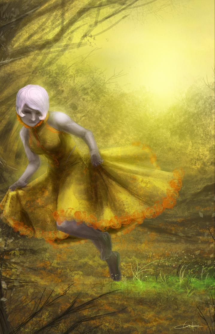 Meliai by putridCheese
