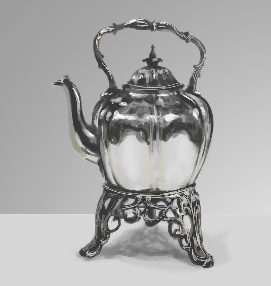 ornate pot by putridCheese