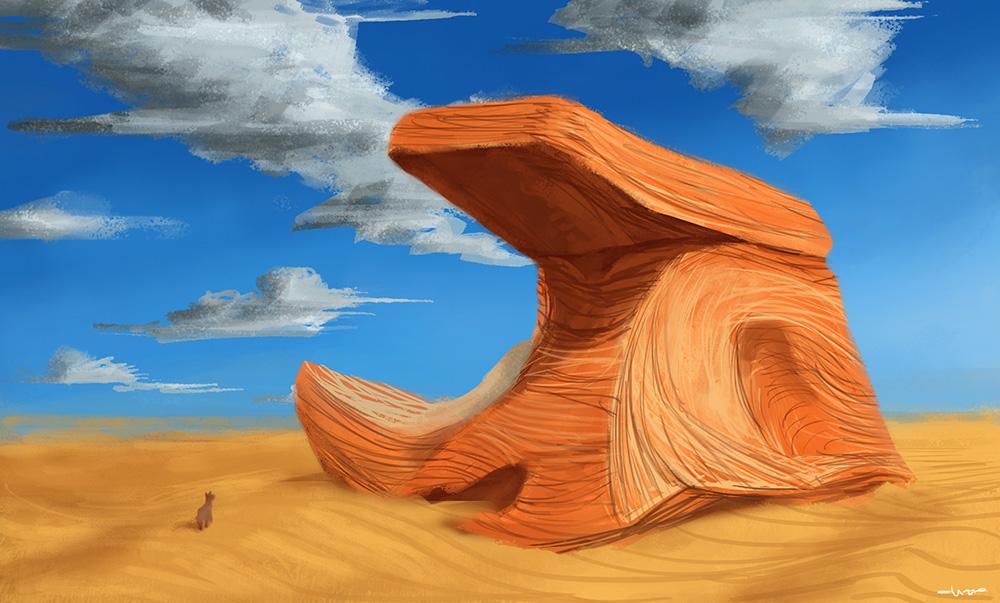 DesertRock by putridCheese