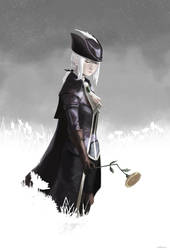 Lady Maria by putridCheese