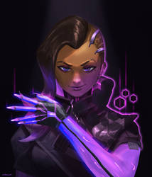 Sombra by putridCheese