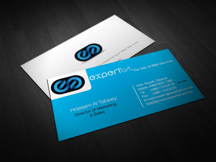 Web Services marketing business card by xebecman on DeviantArt