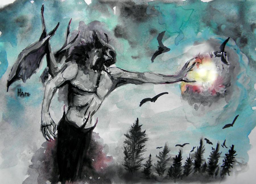 Dawnguard by Hartwolf