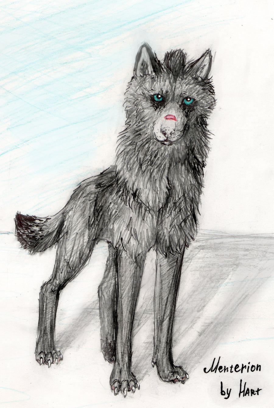 Menterion by Hartwolf