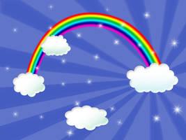 The Rainbow by BishoyMedhat