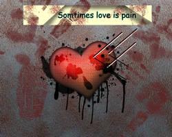 Pain of LoVe by BishoyMedhat