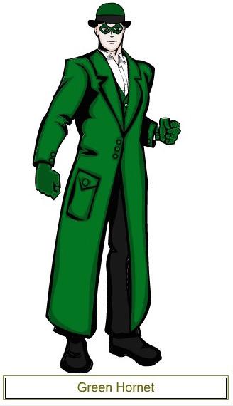 Green Hornet by reader1718