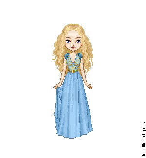 Gwenhwyfar (Mists of Avalon) fan art by reader1718