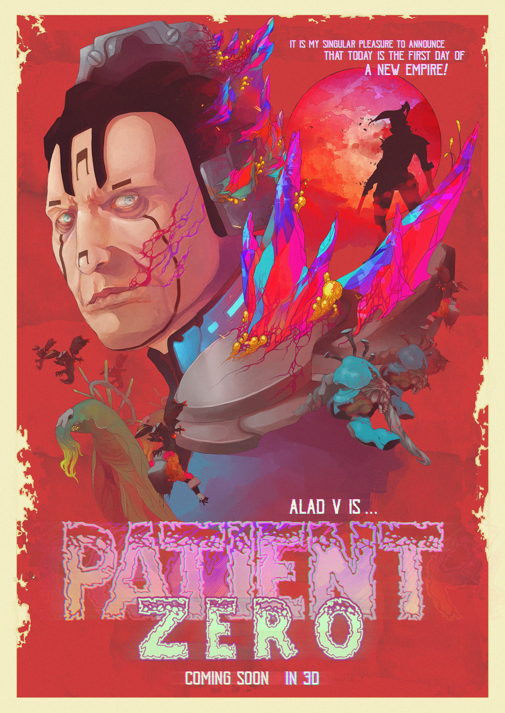Patient Zero by screaminbishop