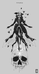 Titania, the Unseen by screaminbishop
