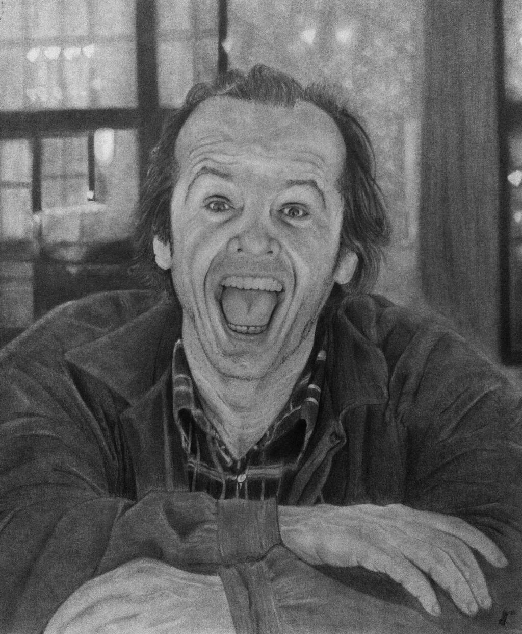 Pictures Of Jack Nicholson The Shining Frozen Rock Cafe