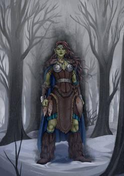 (Commission) Nohja Blood-Howl
