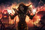 (Commission) Paladin's Wrath