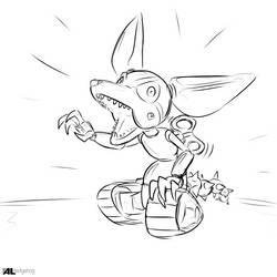 Metal Jer by ALhedgehog