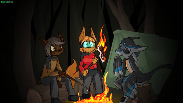 Campfire COMMISSION