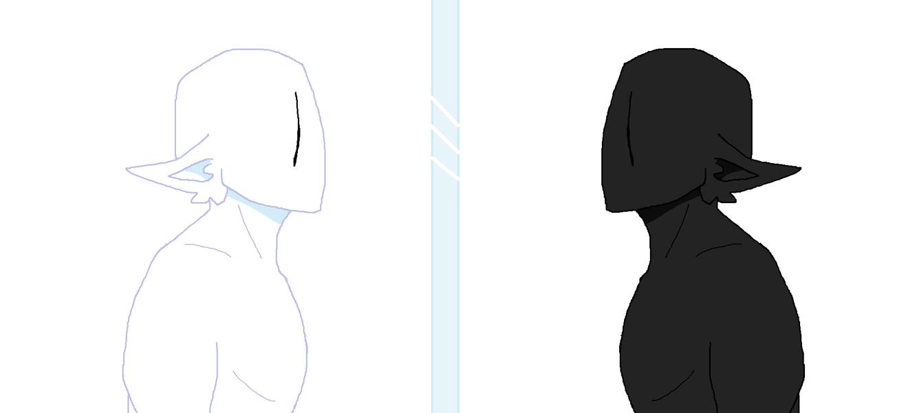 Opposites by SushiMushrooms