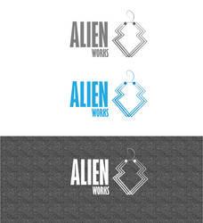 Alien works logo by nishagandhi