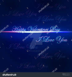 Stock-photo-happy-valentine-s-day-card-with-i-love