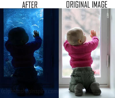 Magical photoshop exclusive tutorial