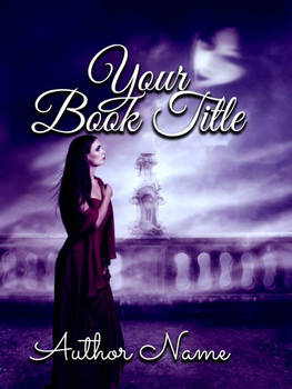 The ghost story -Premade-book-cover