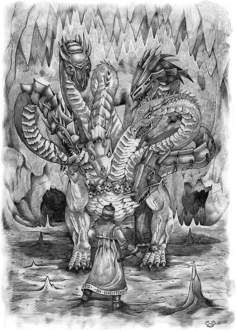 HoMM V - Hydra by gor1ck