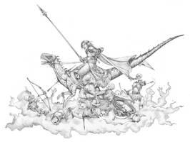 HoMM V - Raise dead spell by gor1ck