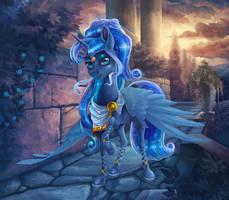 Artemis Luna by gor1ck