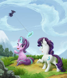 Good day to you Rarity